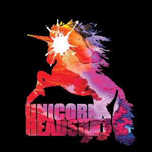 Unicorn Headshot