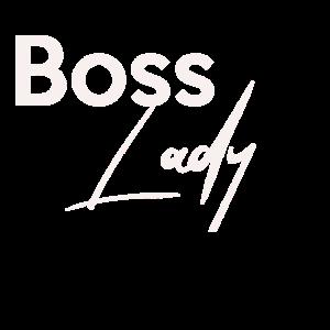 Boss Lady Girl Frauenpower Selbstständig Chefin