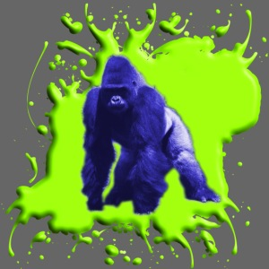 Blue Green Gorilla