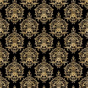 Untersetzer Ornament Muster Edel Kunst Geschenk