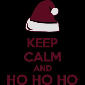 Keep Calm And Ho Ho Ho
