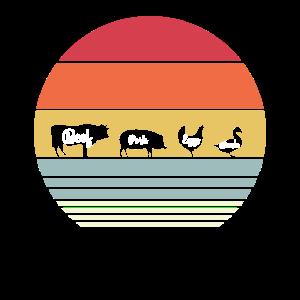 Tier Tiere Vegan