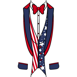 Tuxedo Anzug Smoking JGA Amerika USA Geschenk
