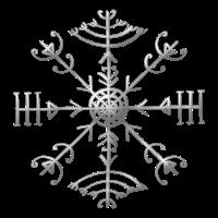 Veldismagn - Glück & Schutz Symbol, Island
