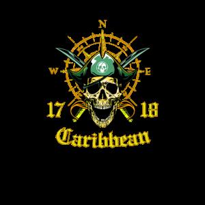 Karibik 1718