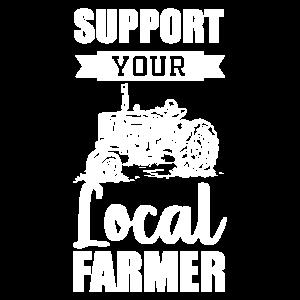 Support your local Farmer Landwirtschaft