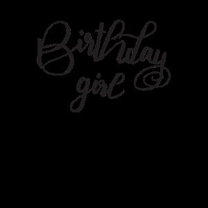 Geschenk zur Geburt Mädchen Birthday Girl Baby