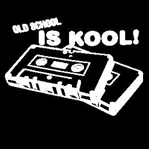 oldschool kassetten Kompaktkassette