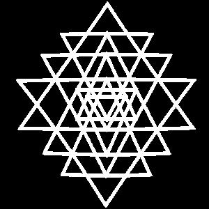 Dreieck Geometrisch abstrakt Muster