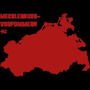 Mecklenburg Vorpommern brd drmaps r