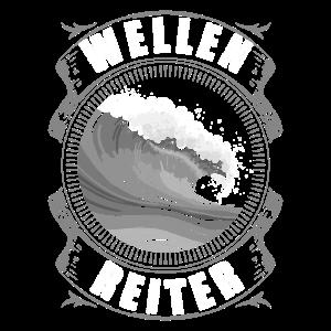 Stolzer Wellenreiter - Surfen Surfer
