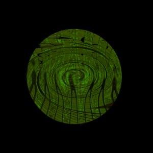 Radioaktive Spirale