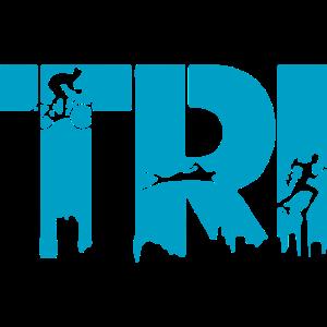 Triathlon Swim Bike Run