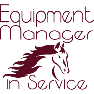Equipment manager in service -neu