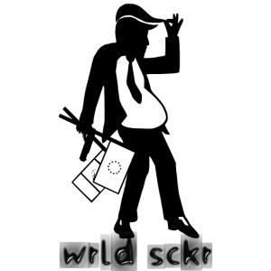 1 wrld scker
