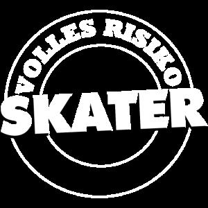 Skater Skaten Skateboard Skatepark Geschenk