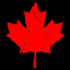 Maple Leaf - Canada - Ahornblatt