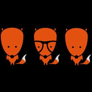Schlaue Füchse