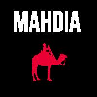 Mahdia T-Shirt Souvenir Mahdia