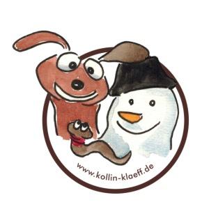 Kollin Kläff - Hund, Schneemann und Regenwurm