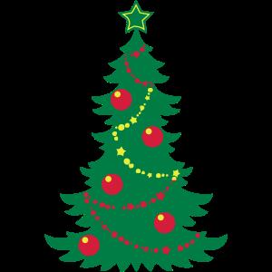 Weihnachtsbaum Weihnachten Kette Stern Weihnachtsk