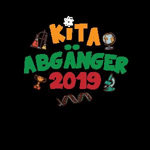 Kita Abgänger 2019 Tschüss Kindergarten