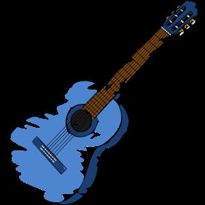 Gitarre Gitarrist Musiker