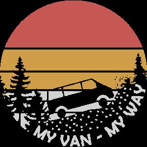 My Van My Way