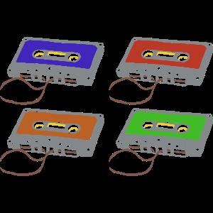 Kassetten Musikkassetten