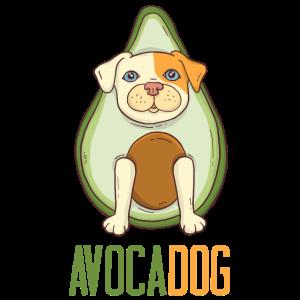 Acocadog - Avocado Hund - Wortspiel, tierisch