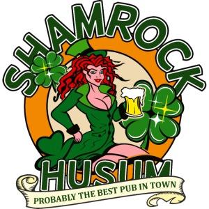 Shamrock Husum Logo Frau