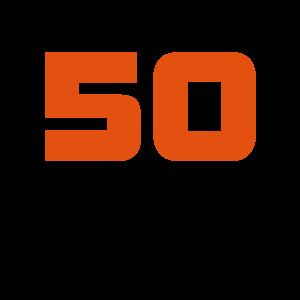 50 Geburtstag Geschenk Geburtstagsgeschenk