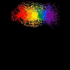 Regenbogen LGBT Pride T-Shirt