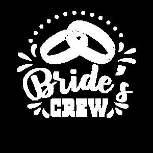 Bride Crew Junggesellenabschied Junggesellin JGA