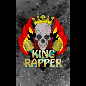 King Rapper Handyhülle