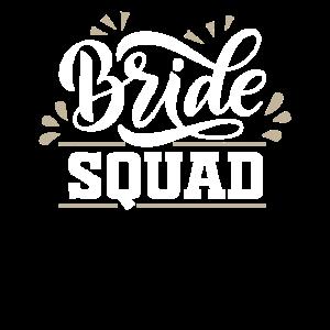 Bride Squad JGA Junggesellinnenabschied