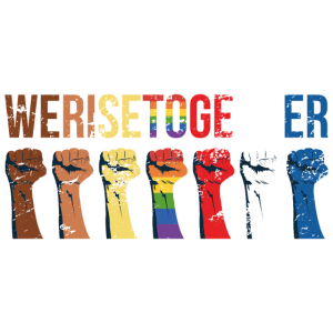 We rise together Geschenk