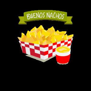 Buenos Nachos - lustiges Spanisch Wortspiel