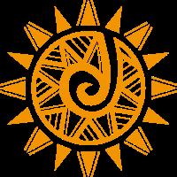 neues Stammes- Wiedergeburtsgelb