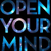 OPEN YOUR MIND, Universum, Galaxie, Meditation