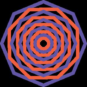 Geometric Pattern Unique Geometry Shape