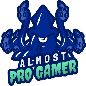 Almost pro gamer BLUE
