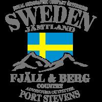 Schweden - Sweden - Elk - Elch - Wandern