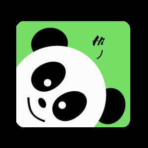 Animal panda - Tierischer Panda