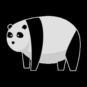 Animal big panda - Tierisch großer Panda