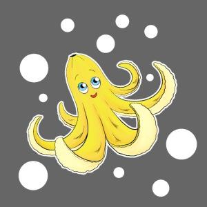 Bananen Oktopus - Oktopus Banane - Lustige Früchte