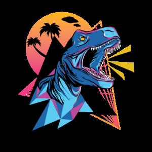 Neon Dino, Trex