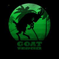 Goats funny T Shirt Goat Whisperer cool goat