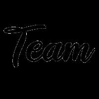Team Typografie Harmonisch