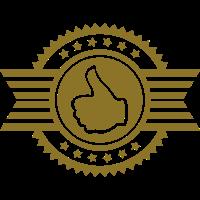 Thumbs Up! Emblem